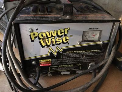 Find EZGO Golf Cart 36 Volt Battery Charger motorcycle in Pottstown, Pennsylvania, United States, for US $200.00