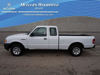 2011 Ford Ranger XL (Oxford White)