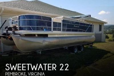2015 Sweetwater 2186 FC