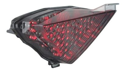 Find Smoked Integrated Led Blinker Taillight Yamaha YZFR1 04-05-06 motorcycle in Ashton, Illinois, US, for US $89.95