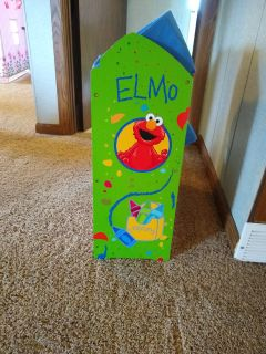 Elmo Kids Toy Organizer