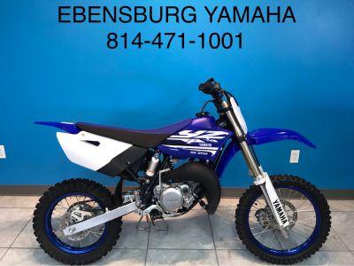 2018 Yamaha YZ85 Motocross Motorcycles Ebensburg, PA