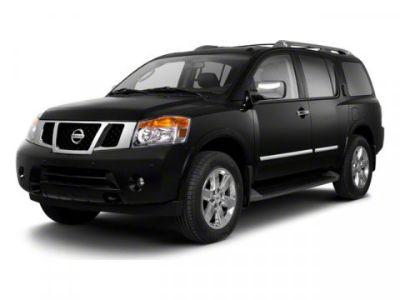 2011 Nissan Armada Titanium (BLACK)