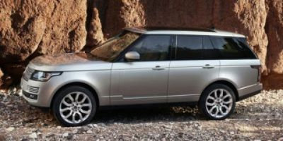 2016 Land Rover Range Rover Supercharged (Gray)