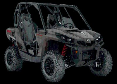 2018 Can-Am Commander DPS 800R Side x Side Utility Vehicles Ponderay, ID