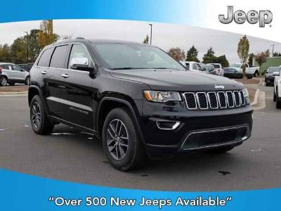 New 2018 Jeep Grand Cherokee 4x2
