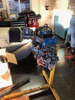 Ford 1600 race motor