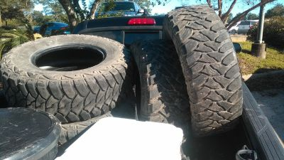 Kenda klever mud tires