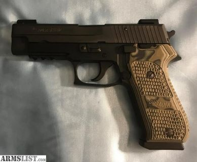 For Sale: Sig Sauer P220R G10 TFO