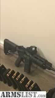 For Sale/Trade: Custom Built AR-15 for sale / trade