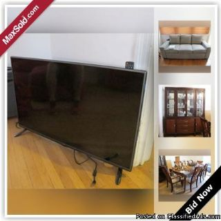 Washington Estate Sale Online Auction
