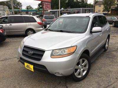 2008 Hyundai Santa Fe Limited (Silver)