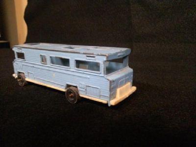 $30 TootsieToy Blue Camper