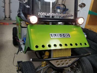 2017 Custom Built 650 Rotax powered Golf Cart