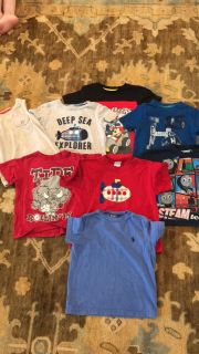 3T Play Condition Short Sleeve Lot (