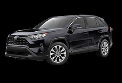 2019 Toyota RAV4 XLE Premium (Midnight Black Metallic)