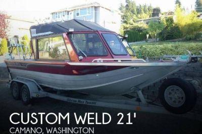 2004 Custom Weld 21 Storm