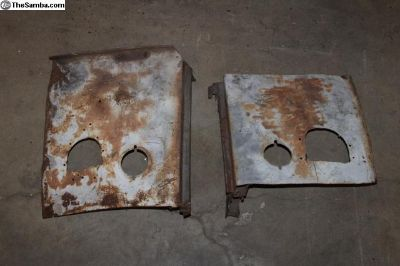 58-61 Bus Tail Light Repair Sections