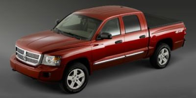 2010 Dodge Dakota Big Horn (Brilliant Black Pearl)