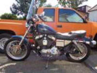 2002 Harley-Davidson Xl1200c Sportster Custom