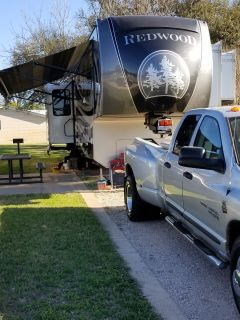 2014 Thor Motor Coach REDWOOD 38GK