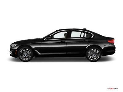 2019 BMW 5-Series 530I XDRIVE (Black Sapphire Metallic)