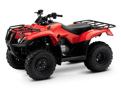 2017 Honda FourTrax Recon ES Utility ATVs West Bridgewater, MA