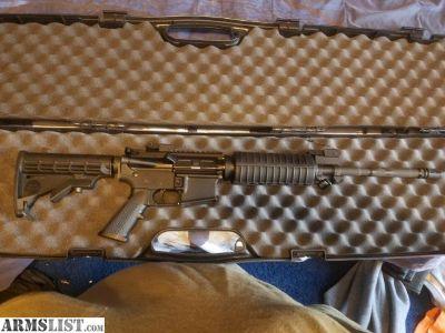 For Sale: Windham Weaponry SRC carbon fiber 5.56 AR15