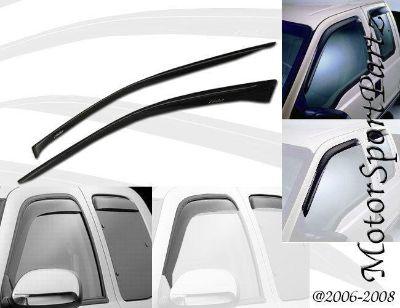 Sell Windows Visor Sun Guard 2pcs Honda Civic 1992 1993 1994 1995 3-Door Hatchback motorcycle in Walnut, California, US, for US $19.79