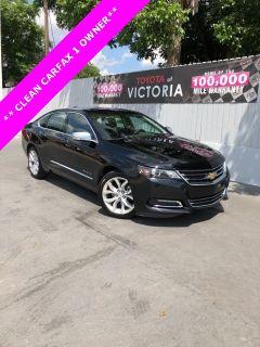 2019 Chevrolet Impala (black)