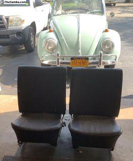 Original Volkswagen Back Seats