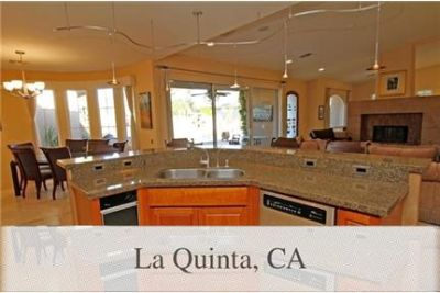 La Quinta Luxurious 3 + 3. Washer/Dryer Hookups!