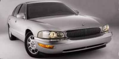 2003 Buick Park Avenue Base (Sterling Silver Metallic)