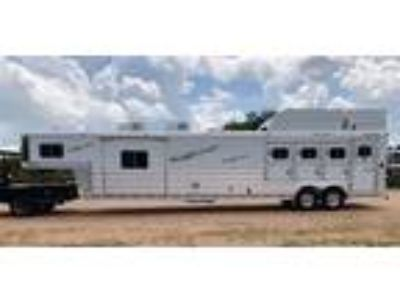 2019 Platinum Coach 4h 16 swall w slide reverse load 2 couches 4 horses