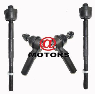 Buy 2004 GMC Canyon Free Shipping Steering Inner & Outer Tie Rod Ends RH & LH 3.5L motorcycle in Miami, Florida, US, for US $43.19
