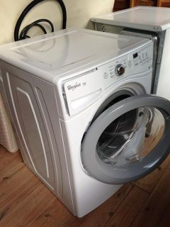 $1,200, Whirlpool Duet front loading Washer and Dryer set