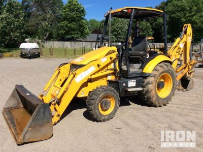 JCB 4x4 Backhoe Loader