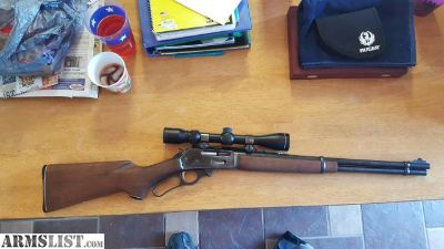 For Sale: Marlin 336W Gold trigger