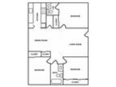 Campbell Arms Apartments - Three BR