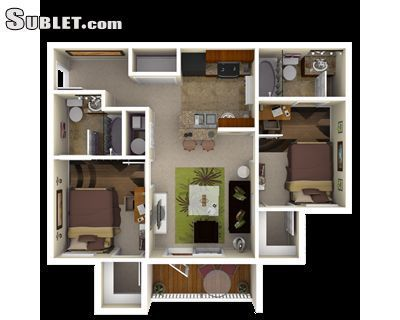 Two Bedroom In Jackson County