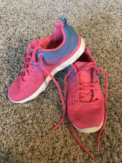 Size 2 gym shoes