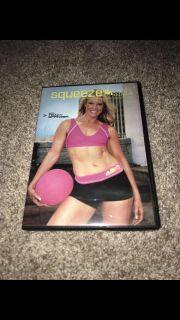 Fitness workout dvd