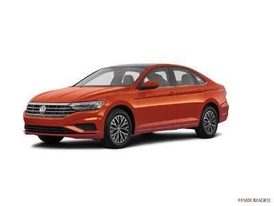 2019 Volkswagen Jetta 1.4T R-LINE 8SP AUTO (Habanero Orange Metallic)