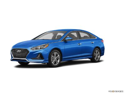 2018 Hyundai Sonata SE (Electric Blue)