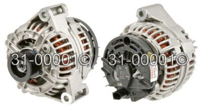 Buy Brand New Genuine OEM Valeo Alternator Fits Mercedes C CLK ML & SLK Class motorcycle in San Diego, California, United States, for US $269.95