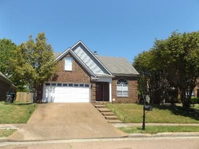 3 Bed 2.5 Bath Preforeclosure Property in Cordova, TN 38016 - Fletcher Wood Dr