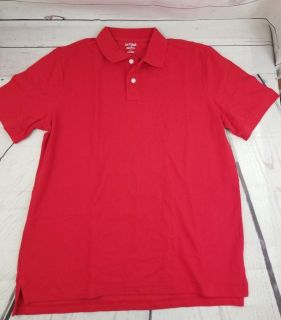 cat & jack young mens small polo