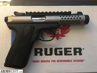 For Sale: Ruger 22/45 Lite
