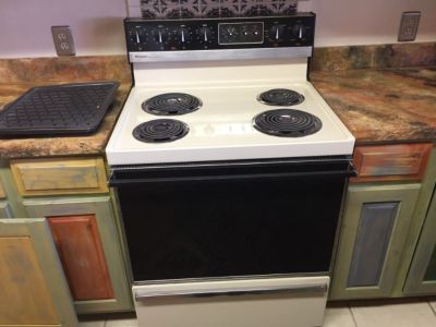Electric Range/stove