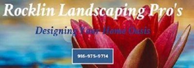 Rocklin Landscaping Pro's